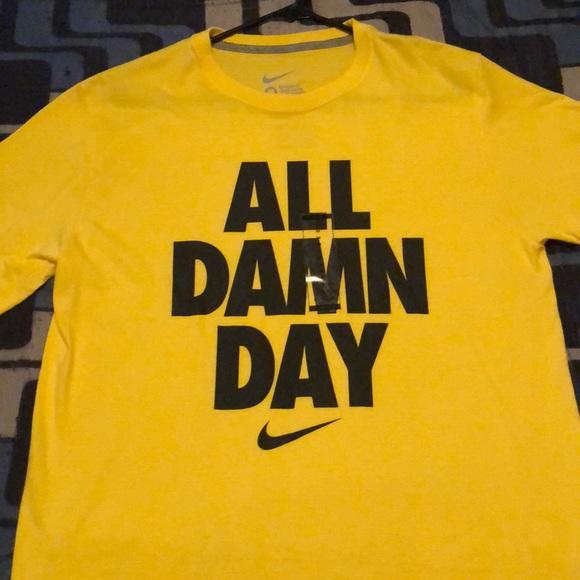 5f48836b4531 Nike (All Damn Day) T-Shirt